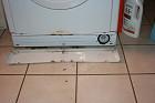 Filtro lavatrice da pulire