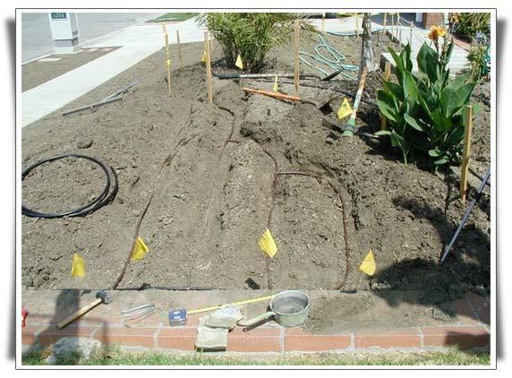 Impianto di irrigazione interrato for Costo impianto irrigazione interrato