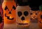 Lanterne decorate per Halloween