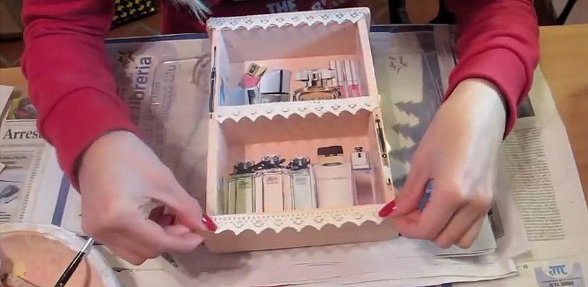 Come Realizzare Un Kit Portatrucchi Bricolageonline Net