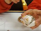 Colla uova di Pasqua