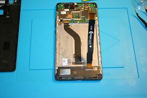 Huawei P9 lite spazio batteria
