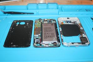 Nuova batteria smartphone Samsung S6