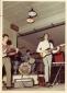Steelphon Pioneer nel 1969 al Collegio Rosmini di Domodossola con pedale wah-wah JEN