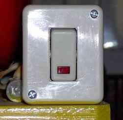 Collegamento interruttore for Collegamento interruttore luce