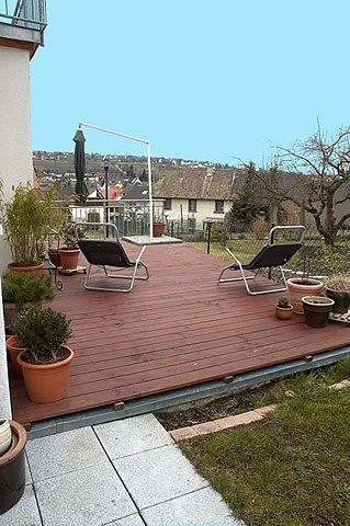 Pavimento in legno per esterno - Pavimento esterno finto legno ...