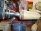 Pomello in legno per Maggiolino