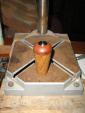 Pomello Maggiolino in legno