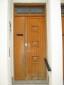 Restauro portone legno