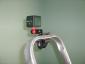Staffa fissaggio Quigo livella laser Bosch su scala