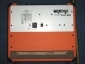 Vista posteriore ampli chitarra Orange Crush 30R watt