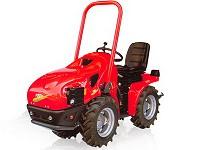 Mini trattore agricolo omologato per strada