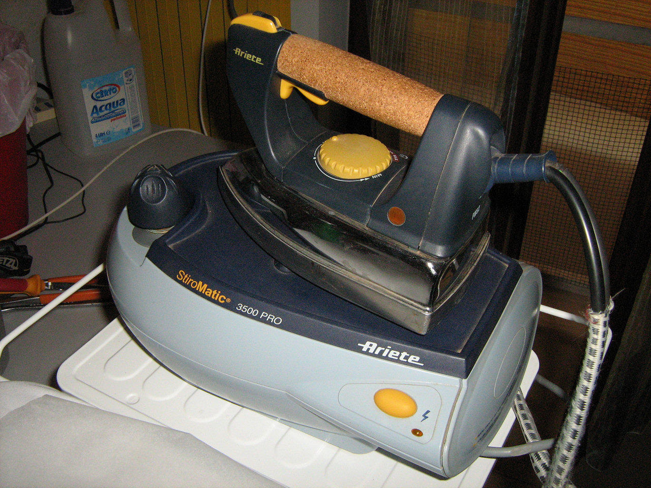 Schema Cablaggio Ferro Da Stiro : Sostituire elettrovalvola ferro da stiro a vapore