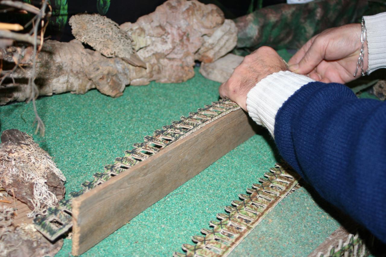 Costruire un presepe tradizionale fai da te for Come disegnare un piano casa passo dopo passo