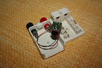 Circuito tester acustico con buzzer